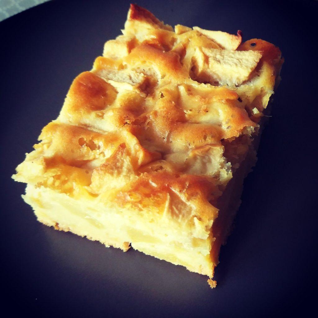 dessert aux pomes